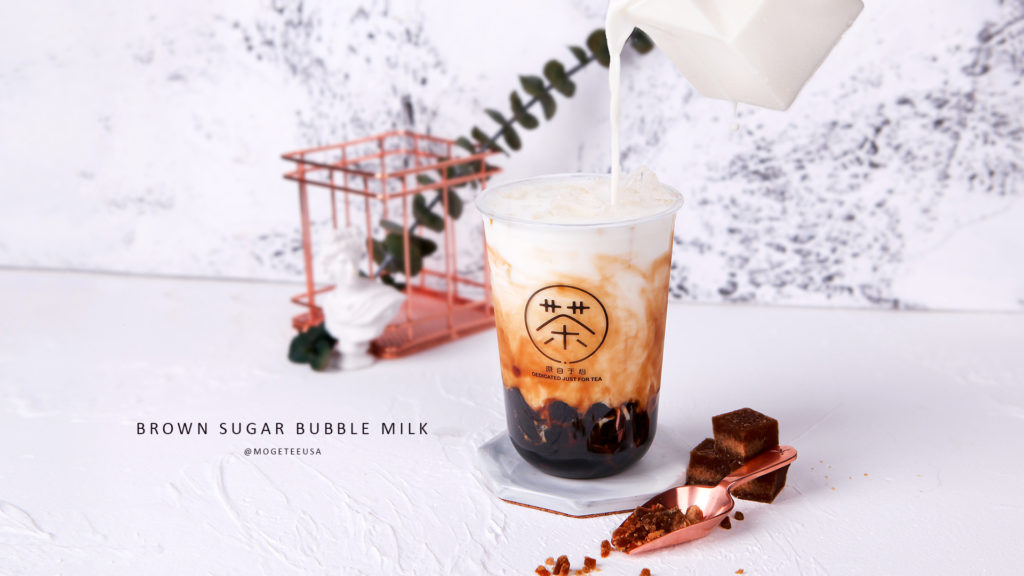 Brown Sugar Fresh Milk